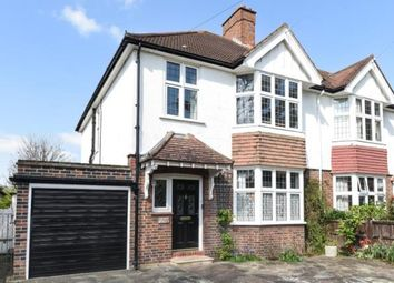 Thumbnail 3 bedroom semi-detached house for sale in Murray Avenue, Bromley