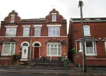 Thumbnail 1 bedroom flat to rent in Lysways Street, Walsall