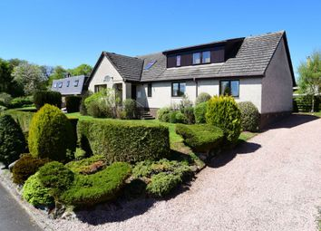 Thumbnail 6 bed detached house for sale in 4 Westbank Gardens, Westmuir, Kirriemuir