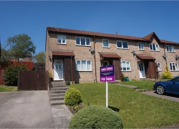 Thumbnail 3 bed end terrace house for sale in Llys Garth, Pontypridd