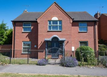 Thumbnail 4 bed detached house for sale in Station Road, Surfleet, Spalding
