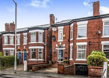 Thumbnail 3 bed semi-detached house for sale in Oakfield Road, Stockport