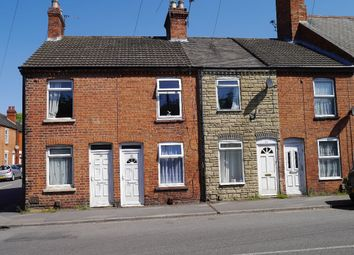 Thumbnail 3 bed terraced house for sale in Saxby Road, Melton Mowbray