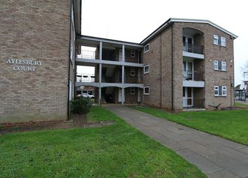 Thumbnail 2 bed flat for sale in Aylesbury Court, Aylesbury Road, Bedford, Bedfordshire