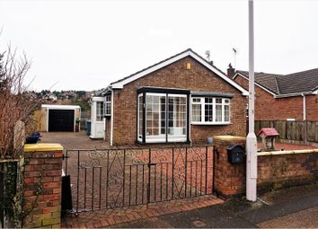 Thumbnail 2 bed detached bungalow for sale in Delamere Drive, Mansfield