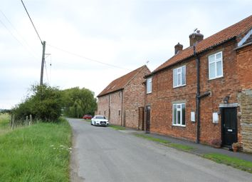 Thumbnail 4 bed cottage for sale in Long Street, Foston, Grantham