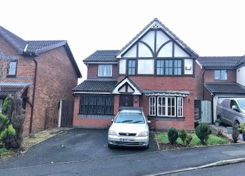 Thumbnail 4 bed detached house for sale in 20 Hutchins Lane, Oldham