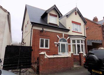 Thumbnail 3 bed detached house to rent in Haden Road, Cradley Heath, Cradley Heath