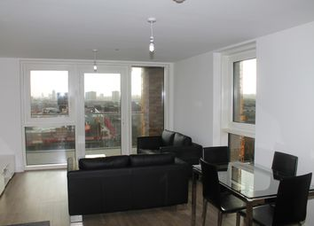 Thumbnail 2 bedroom flat for sale in Greenland Place, Oslo Tower, Surrey Quays