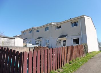 Thumbnail 4 bed end terrace house for sale in Bryn Celyn, Cardiff