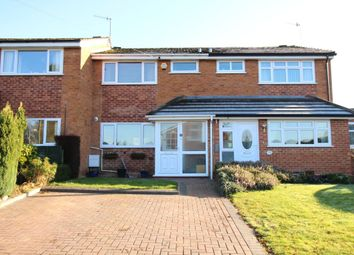 Thumbnail 3 bed terraced house for sale in Willow Close, Bromsgrove