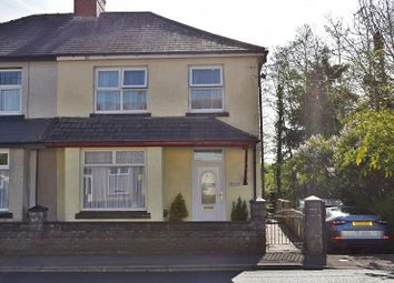 Thumbnail 3 bed semi-detached house for sale in Ammanford Road, Llandybie
