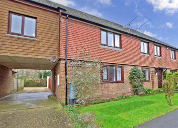 Thumbnail 3 bed semi-detached house for sale in Tilden Close, High Halden, Kent