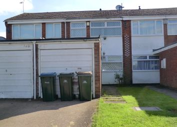 Thumbnail 2 bed terraced house to rent in Blandford Drive, Coventry