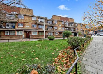 Thumbnail 1 bed flat for sale in Staveley Close, London