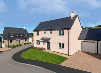 "Thumbnail 4 bed detached house for sale in ""The Raglan"" at Blackawton, Totnes"