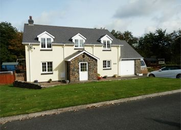Thumbnail 3 bed detached house for sale in Winllan Lane, Cross Inn, Llandysul, Ceredigion