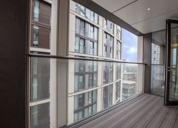 Thumbnail 1 bed flat for sale in Merchant Square East, London