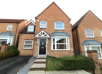 4 bed detached house for sale in Cheviot Mews, Dipton, Stanley DH9