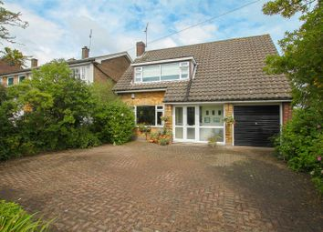 Thumbnail 3 bed detached house for sale in Hook End, Mill Lane, Brentwood