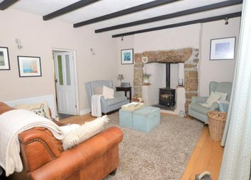 Thumbnail 4 bed terraced house for sale in Tolcarne Road, Beacon, Camborne, Cornwall