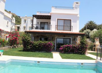 Thumbnail 4 bed villa for sale in Gumusluk, Bodrum, Aegean, Turkey