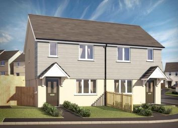 Thumbnail 2 bedroom semi-detached house for sale in Scredda, St. Austell