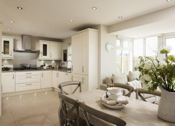 "Thumbnail 4 bed detached house for sale in ""Harrogate"" at Yarnfield, Stone"