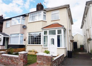Thumbnail 3 bed semi-detached house for sale in Walsingham Road, Liverpool