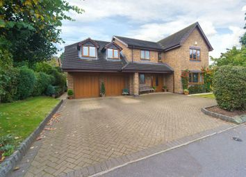 Thumbnail 5 bed detached house for sale in Old Weston Road, Bishops Wood, Stafford