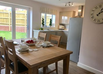 Thumbnail 3 bed detached house for sale in Plot 1, The Newsham Healdfield Court, Castleford