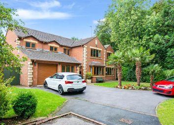 5 bed detached house for sale in Berkley Close, St Georges Park, Kirkham, Preston, Lancashire PR4