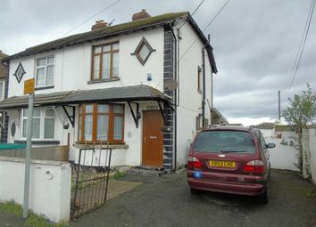 Thumbnail 3 bed semi-detached house for sale in Gaingc Road, Towyn Abergele, Abergele