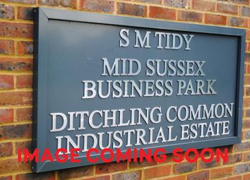Thumbnail Light industrial to let in Units 13/14, Sm Tidy Industrial Estate, Ditchling Common, East Sussex