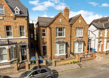 Thumbnail 4 bed semi-detached house for sale in Grove Road, Windsor