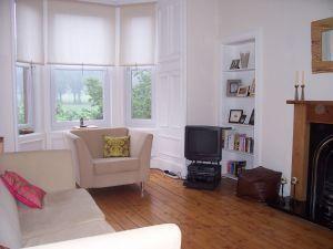 Thumbnail 2 bedroom flat to rent in Harrison Gardens, Edinburgh