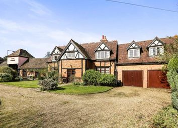Thumbnail 5 bed detached house for sale in Turnpike Lane, Ickleford, Hitchin, England