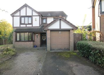 Thumbnail 4 bedroom detached house for sale in Selby Close, St Helens