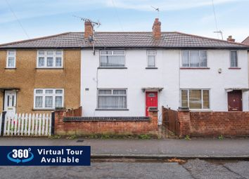 Thumbnail 2 bed terraced house to rent in Bentinck Road, Yiewsley, West Drayton