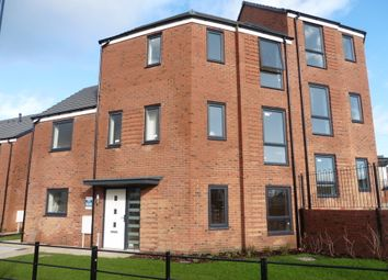 Thumbnail 4 bedroom town house for sale in Lower Beeches Road, Northfield, Birmingham