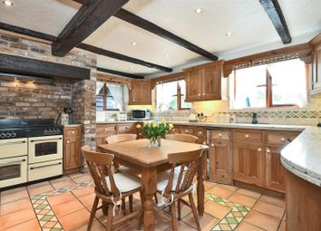 Thumbnail 4 bed detached house for sale in Station Road, Tempsford, Sandy