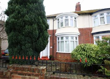 Thumbnail 3 bed semi-detached house for sale in Milbank Road, Darlington