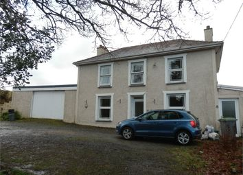 Thumbnail 3 bed detached house for sale in Castle Green, Temple Bar, Lampeter, Ceredigion