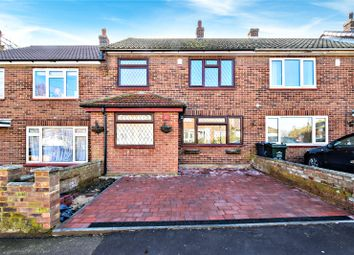 Thumbnail 3 bed terraced house for sale in Keary Road, Swanscombe, Kent