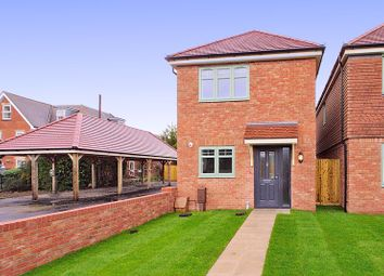 Thumbnail 2 bed detached house for sale in Cutmill View, Bosham