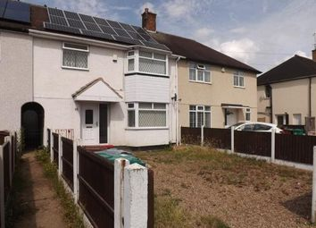 Thumbnail 3 bedroom terraced house for sale in Wheatacre Road, Clifton, Nottingham