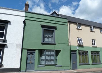 Thumbnail 3 bed property for sale in St. James Street, Monmouth