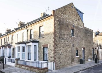 Thumbnail 3 bed flat to rent in Coombe Road, London