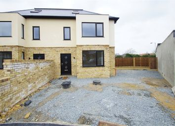 Thumbnail 4 bed semi-detached house for sale in Darwin Road, Welling, Kent