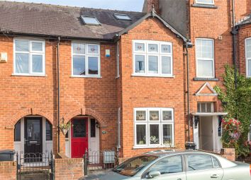 Thumbnail 4 bed terraced house for sale in Bootham Crescent, York